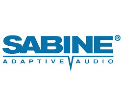 SABINE ADAPTIVE AUDIO