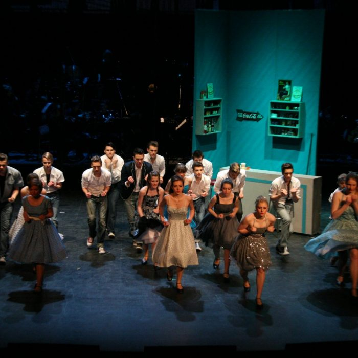 AUDIO-SYSTEME - Theater- und Bühnentechnik - West Side Story