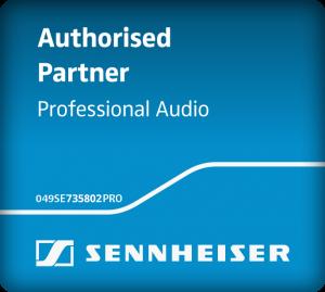 SENNHEISER Authorized Partner Professional Audio - 049SE735802PRO